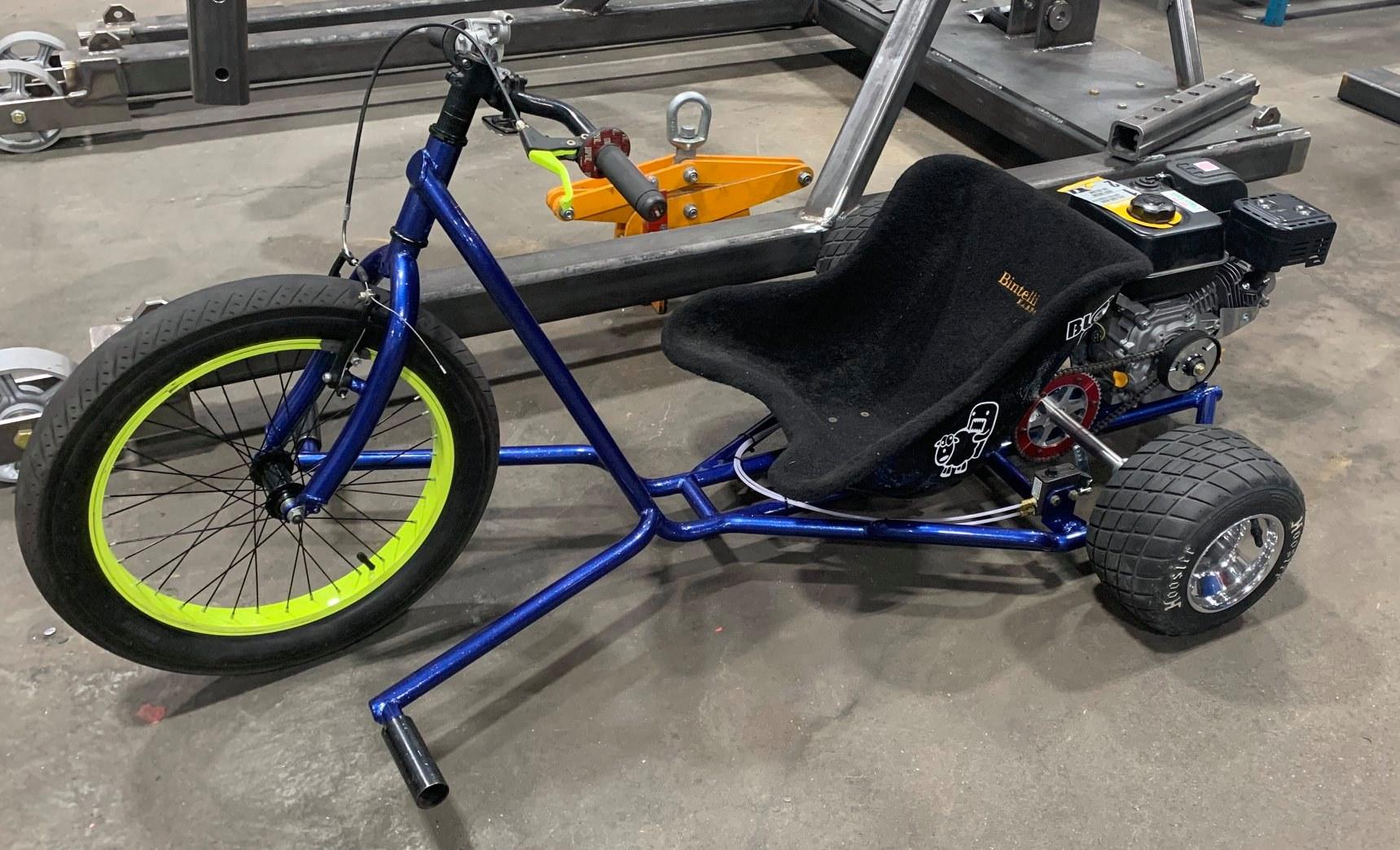 Drift Trike (Modern Update)