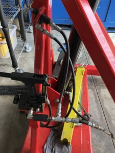 Jet Engine Lift/Hoist/Crane Hydraulic