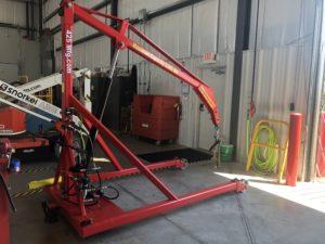 Jet Engine Lift/Hoist/Crane