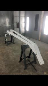Jet Engine Lift/Hoist/Crane paint