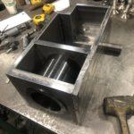 Wire Straightener Weldment