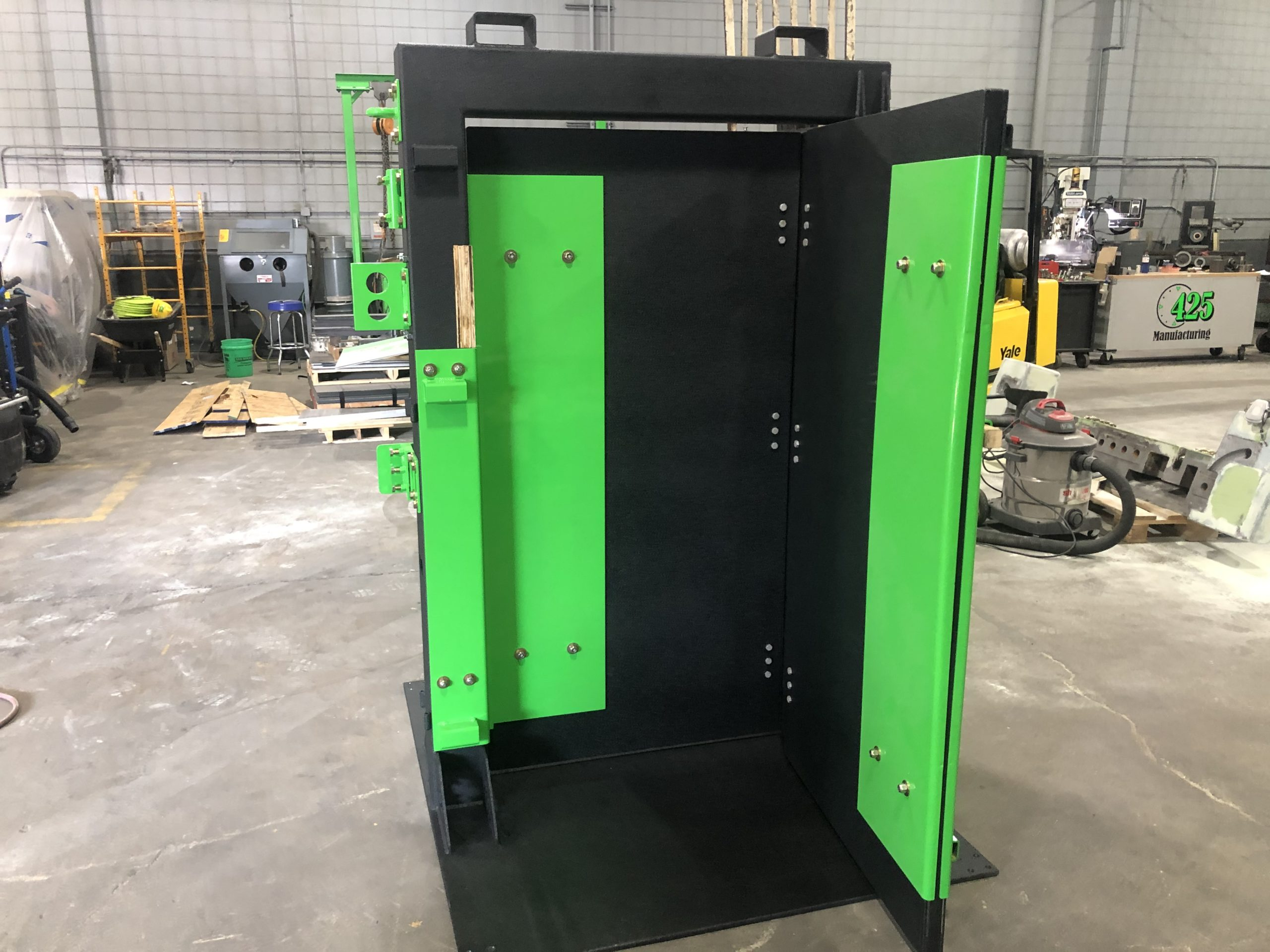 Forcible Entry Training Door